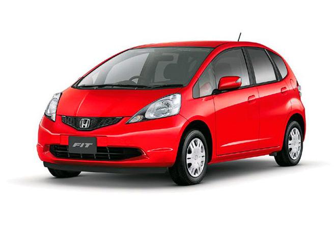 Honda - Fit 2008