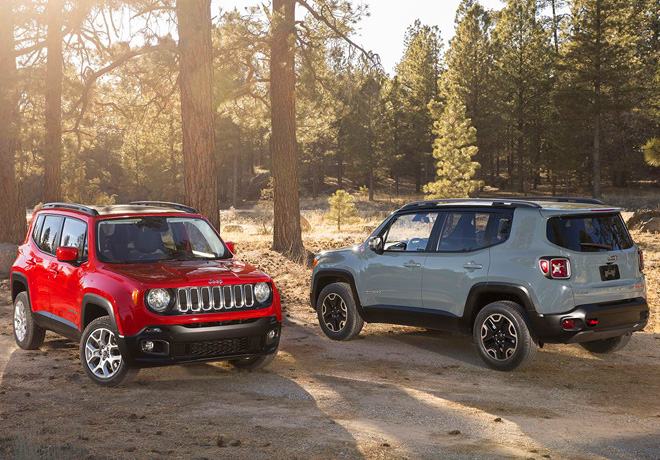 Jeep Renegade 2015 1