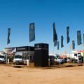 Mercedes Benz - ExpoAgro 2014 - Stand