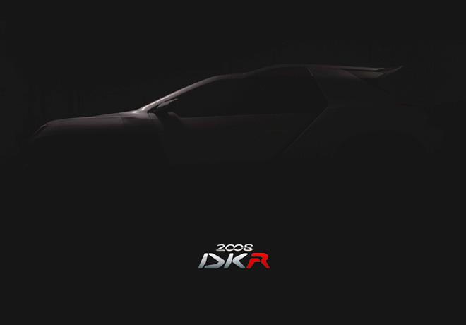 Peugeot - Dakar 2015 - 2008 DKR
