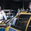 Peugeot - Dakar 2015 - Carlos Sainz y Cyril Despres