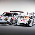 Porsche - 911 RSR y 919 Hybrid