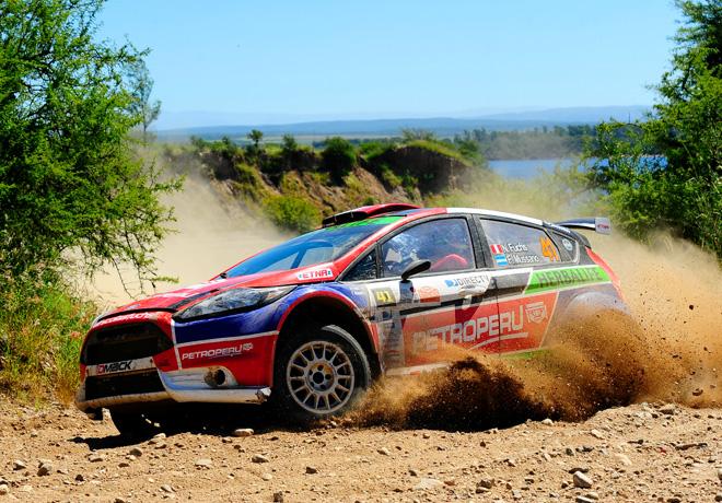 Rally Argentino - Villa Carlos Paz - Nicolas Fuchs - Ford Focus MR