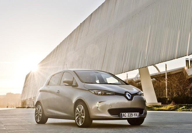 Renault - Salon de Ginebra - ZOE 1