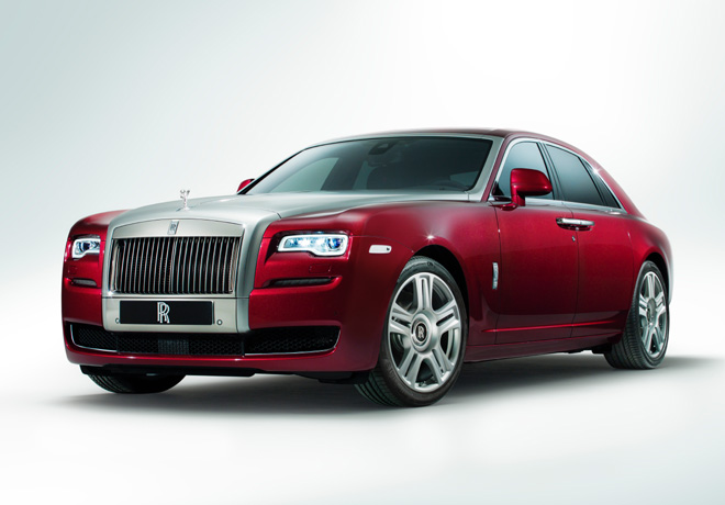Rolls-Royce Ghost Series II 1