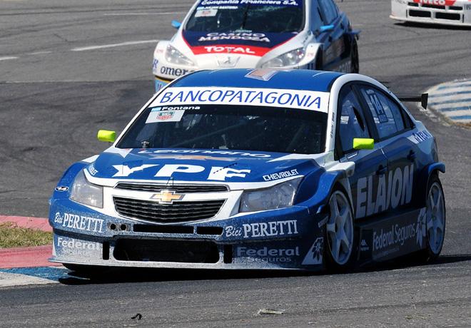 STC2000 - Rafaela - Norberto Fontana - Chevrolet Cruze
