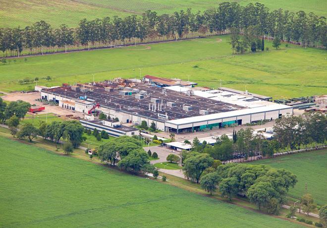 Scania Argentina - Complejo Industrial en la localidad de Colombres - Tucuman