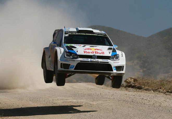 Sebastien Ogier - Julien Ingrassia - Volkswagen Polo R WRC