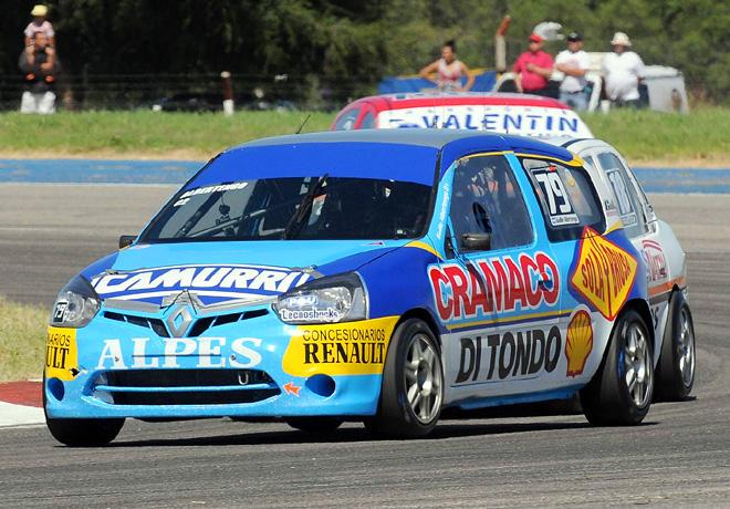 TN - San Luis - C2 - Guillermo Albertengo - Renault Clio