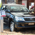 Toyota Hilux en Expoagro