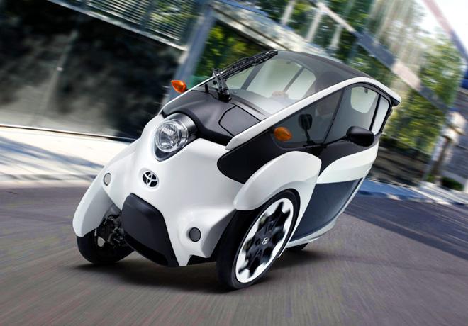 Toyota i-Road 1