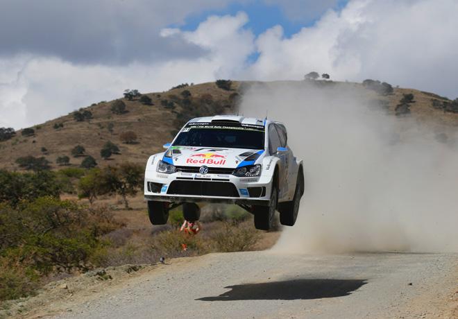 WRC - Mexico - Sebastien Ogier - Julien Ingrassia - Volkswagen Polo R