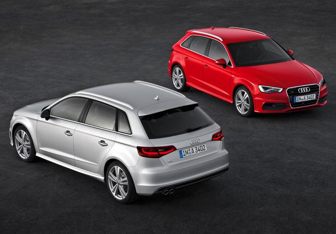 Audi A3 - Auto del Año 2014