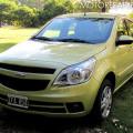 Chevrolet Agile LTZ 1