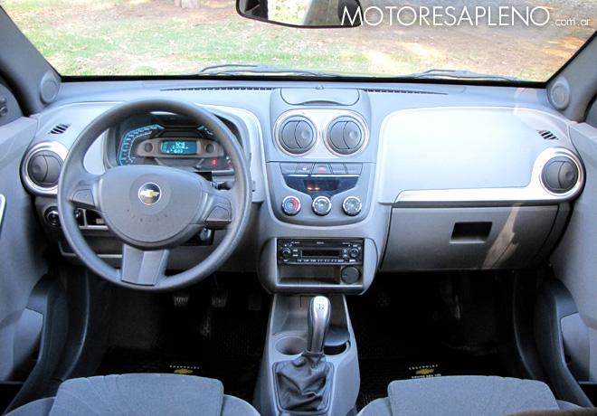 Chevrolet Agile Ltz 14 El Compacto Deportivo De General Motors