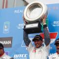 Citroen - Jose Maria Lopez - 1ro en la carrera 1 del WTCC en Marruecos