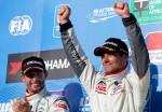 Citroen - Sebastien Loeb - 1ro en la carrera 2 del WTCC en Marruecos