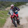 Desafío Ruta 40 2014 - Javier Pizzolito - Honda CRF450
