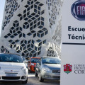 Fiat Auto Argentina dono 16 vehiculos 0km a escuelas tecnicas de la provincia de Cordoba 2