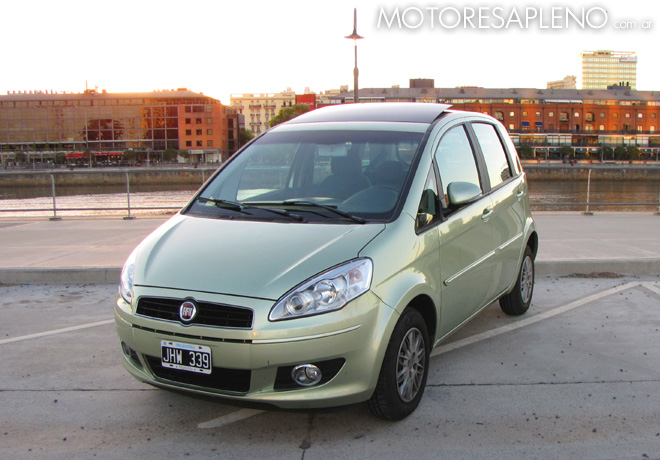 Fiat Idea Attractive 1