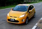 Ford Fiesta Kinetic Design Titanium 1.6 1