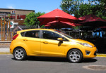 Ford Fiesta Kinetic Design Titanium 1.6 2