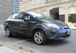 Ford Fiesta Kinetic Design Trend Plus 1.6 Sedan 1