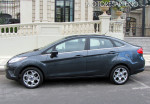 Ford Fiesta Kinetic Design Trend Plus 1.6 Sedan 6