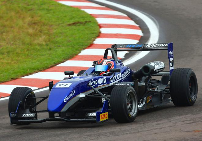 Formula 3 Brasilera - Bruno Etman