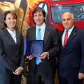 GM - Gestamp recibio el premio al Proveedor del Año 2013