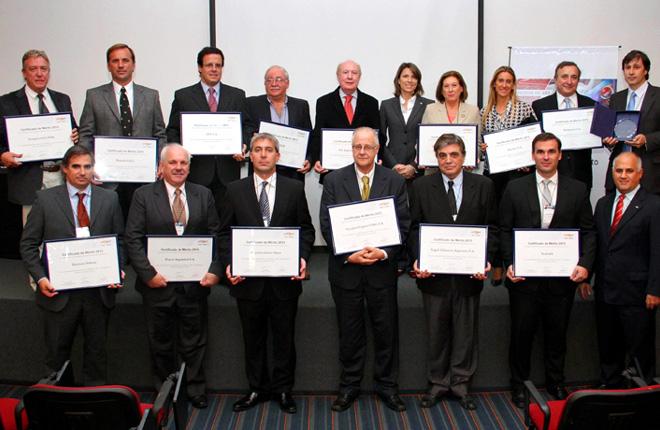 GM - Las 15 empresas proveedoras de la marca en Argentina que fueron galardonadas