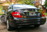 Mercedes-Benz Clase C250 Coupe BlueEfficiency 8