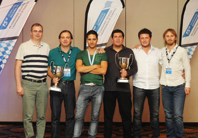 Peugeot - 15va Olimpiadas Nacionales de Postventa - Ganadores