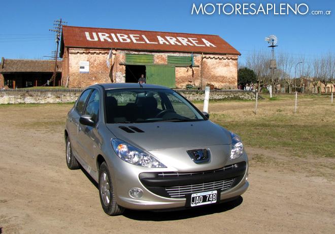 Peugeot 207 Compact XS 1.4 5 puertas 1