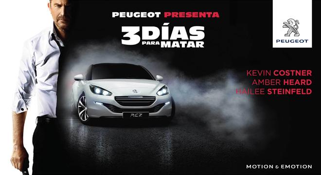 Peugeot - 3 dias para matar
