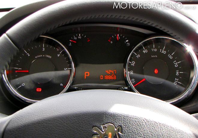 Peugeot 3008 HDi FAP 10