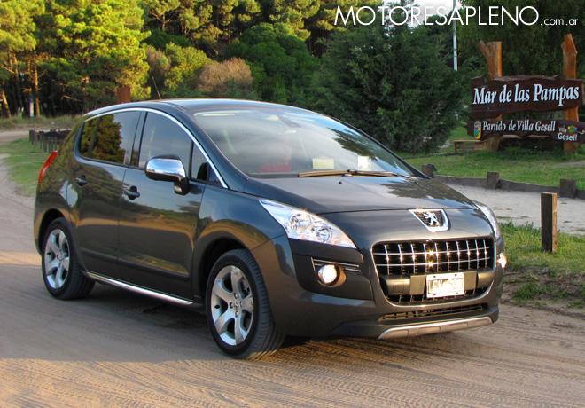 Peugeot 3008 HDi FAP 6