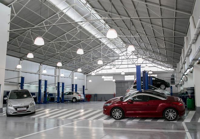 Peugeot - Nuevo Taller Sur France SA 2