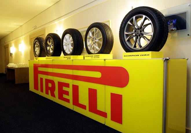 Pirelli Scorpion ATR Street