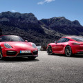 Porsche Boxster GTS y Cayman GTS