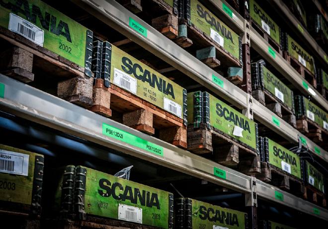 Scania Argentina - Deposito - Centro de Distribución 2