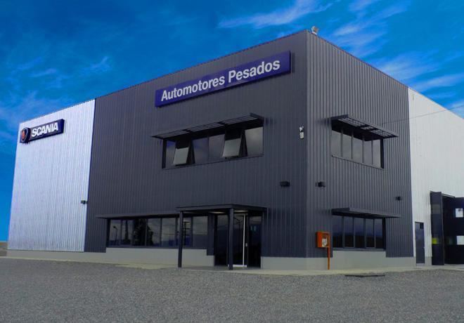Scania - Automotores Pesados - Jujuy