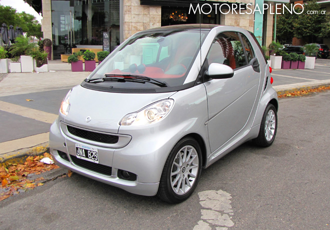 Smart Fortwo Coupe Passion 1