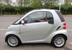 Smart Fortwo Coupe Passion 6