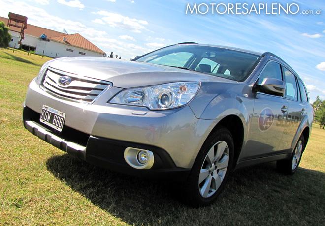 Subaru Outback 2.5 CVT Limited 1