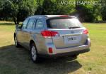 Subaru Outback 2.5 CVT Limited 8