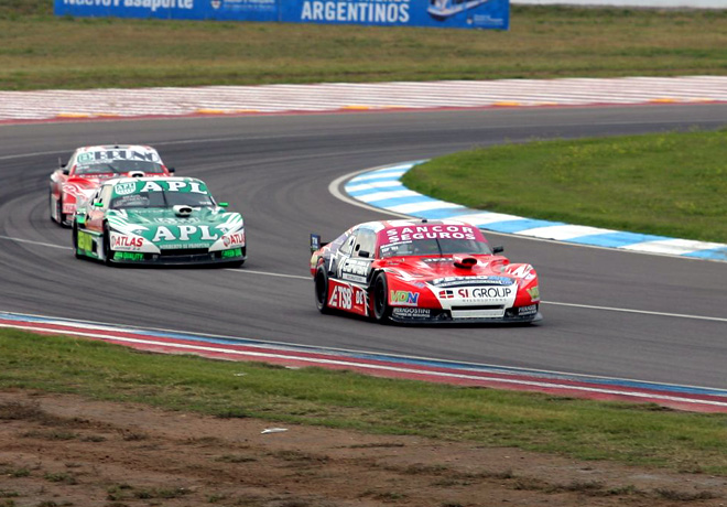 TC Pista - La Pampa 2014 - José Manuel Urcera - Chevrolet