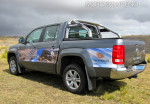VW Amarok Highline Pack doble cabina 180 CV TDI MT 6 marchas 7