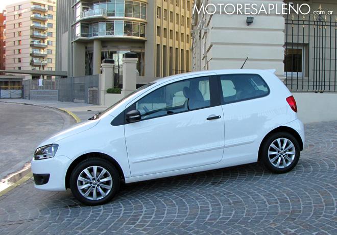 VW Fox Trendline 3 puertas 3