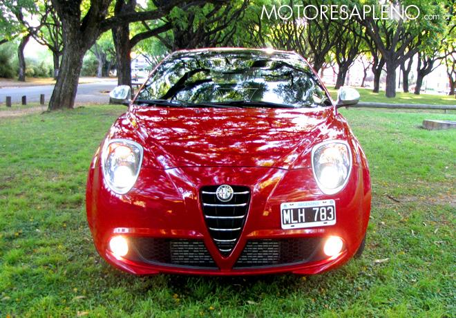 Alfa Romeo MiTo QV 1